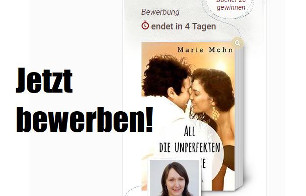 Liebesroman Leserunde mit 10 kostenlosen E-Books