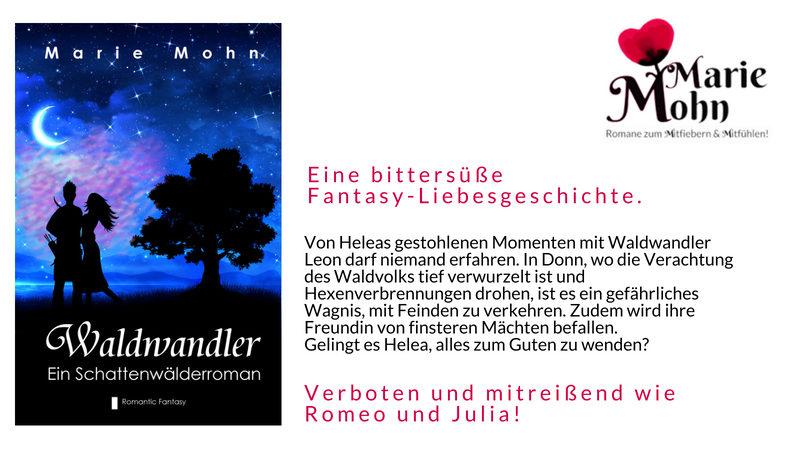 Fantastische Liebesromane 2015 WW
